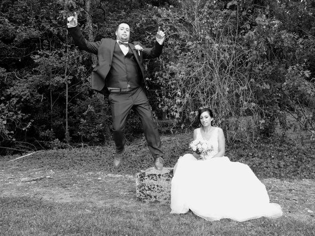 Le mariage de Gregory et Sandra à Saint-Gervasy, Gard 12