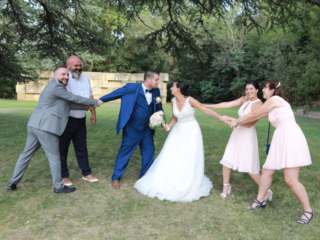 Le mariage de Gregory et Sandra à Saint-Gervasy, Gard 13