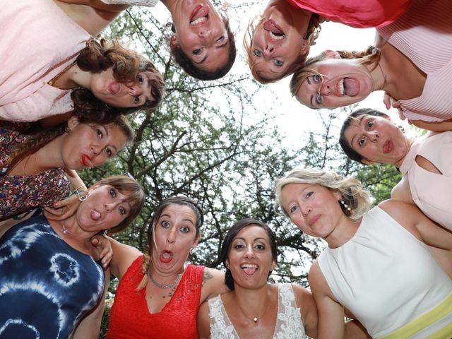 Le mariage de Gregory et Sandra à Saint-Gervasy, Gard 14