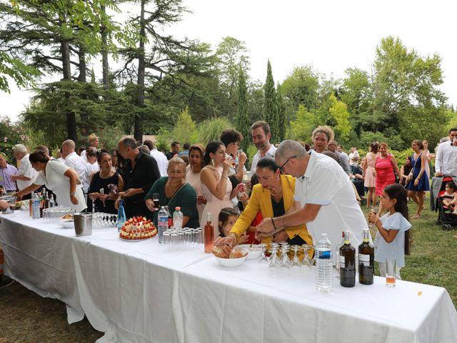 Le mariage de Gregory et Sandra à Saint-Gervasy, Gard 19