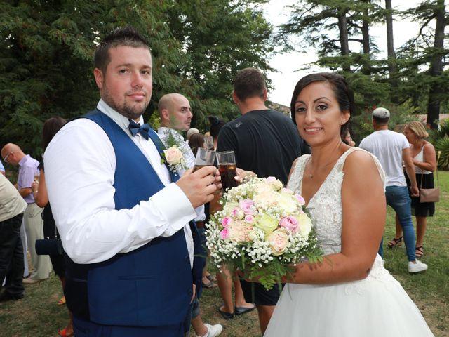 Le mariage de Gregory et Sandra à Saint-Gervasy, Gard 20