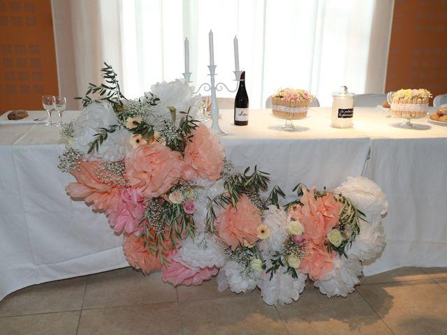 Le mariage de Gregory et Sandra à Saint-Gervasy, Gard 23