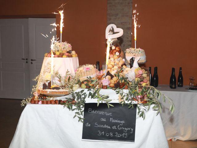 Le mariage de Gregory et Sandra à Saint-Gervasy, Gard 35