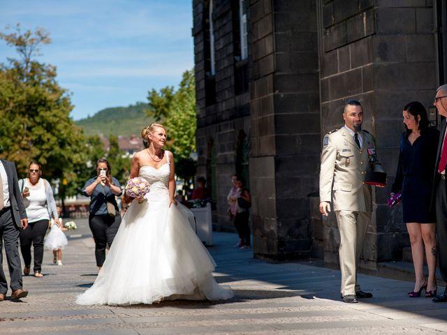 Le mariage de Pierre et Mélanie à Clermont-Ferrand, Puy-de-Dôme 16