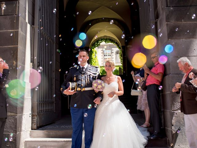 Le mariage de Pierre et Mélanie à Clermont-Ferrand, Puy-de-Dôme 20