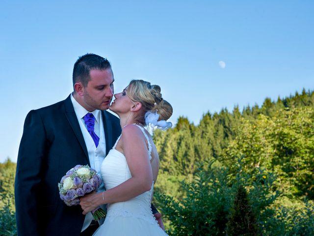 Le mariage de Pierre et Mélanie à Clermont-Ferrand, Puy-de-Dôme 32