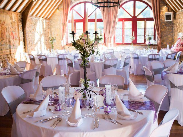 Le mariage de Pierre et Mélanie à Clermont-Ferrand, Puy-de-Dôme 35