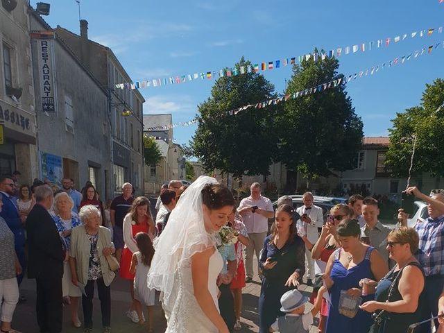 Le mariage de Jonathan et Doriane à Celles-sur-Belle, Deux-Sèvres 1