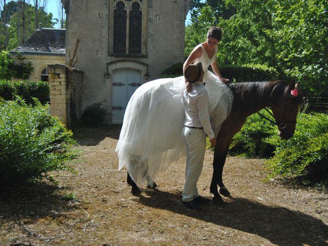 Le mariage de Jonathan et Doriane à Celles-sur-Belle, Deux-Sèvres 2