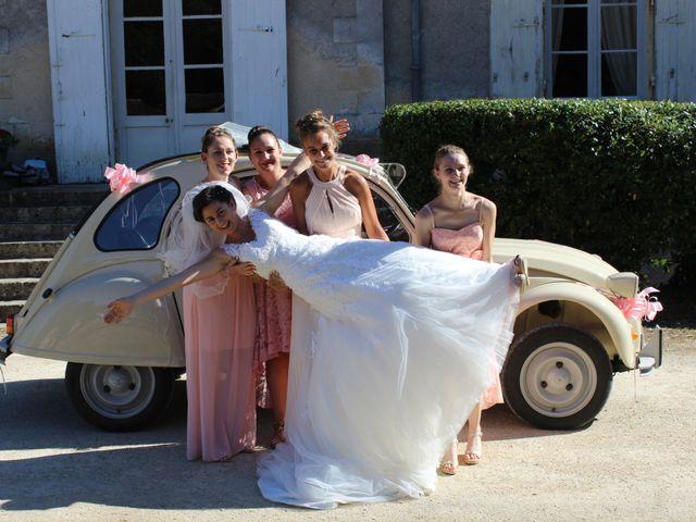 Le mariage de Jonathan et Doriane à Celles-sur-Belle, Deux-Sèvres 6