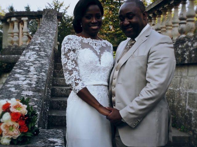 Le mariage de Marlyse et Grégoire