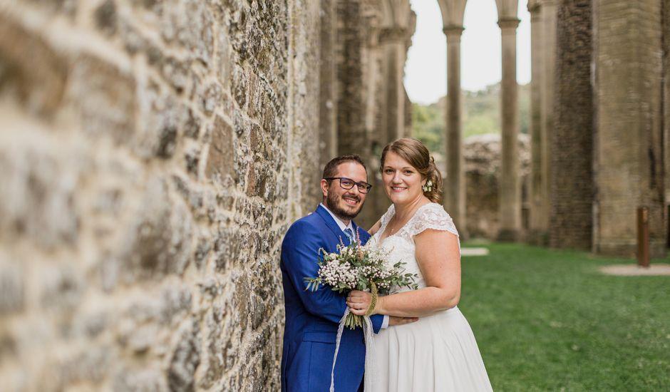 Le mariage de Damien et Cécile à Coutances, Manche