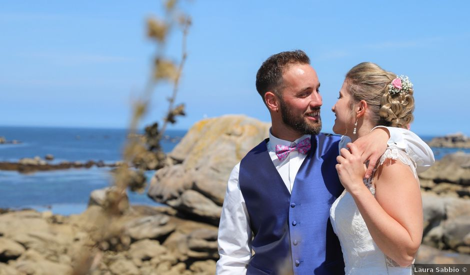 Le mariage de Aimé et Marina à La Roche-Maurice, Finistère