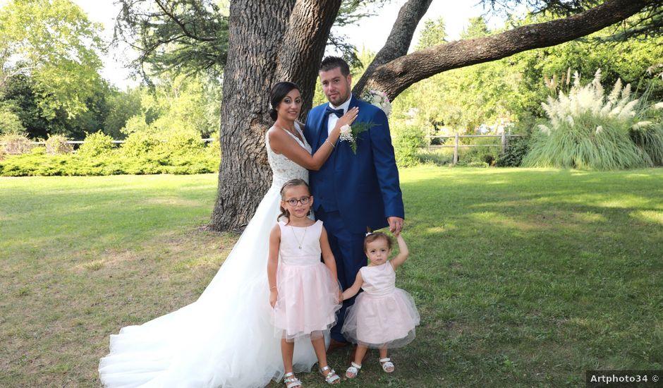 Le mariage de Gregory et Sandra à Saint-Gervasy, Gard