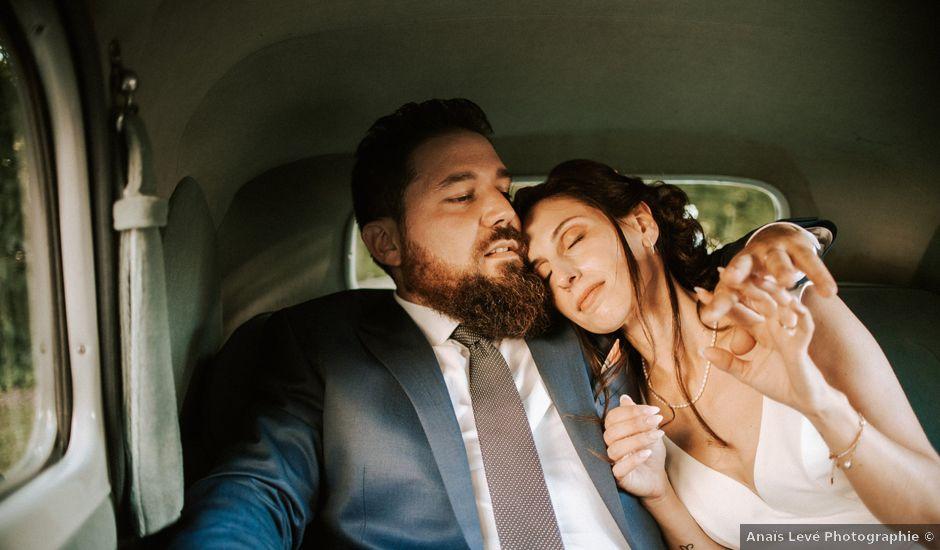 Le mariage de Anthony et Emmanuelle à Albi, Tarn