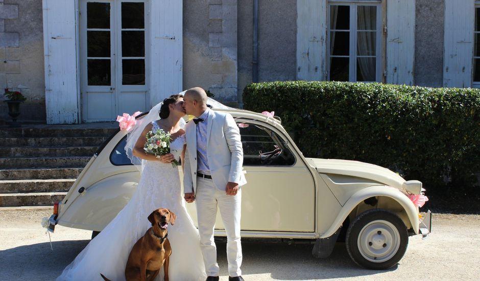 Le mariage de Jonathan et Doriane à Celles-sur-Belle, Deux-Sèvres