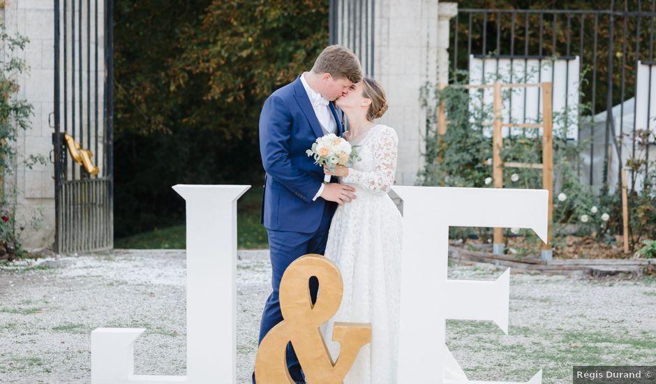 Le mariage de Edouard et Jessica à Verdun, Meuse