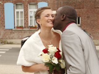 Le mariage de Vanessa et Djibril 3
