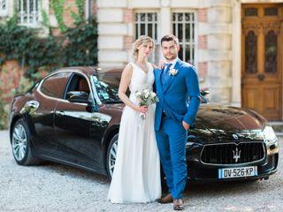 Le mariage de Coralie et Romain