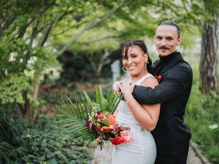Le mariage de Gaelle et Alan