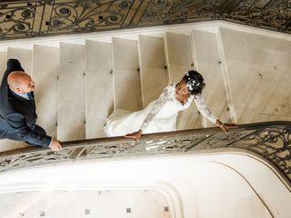 Le mariage de Claudia et Cédric