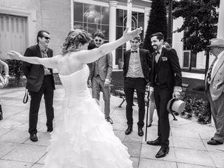Le mariage de Jennifer et Anis 1