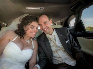Le mariage de Stéphanie et Michel