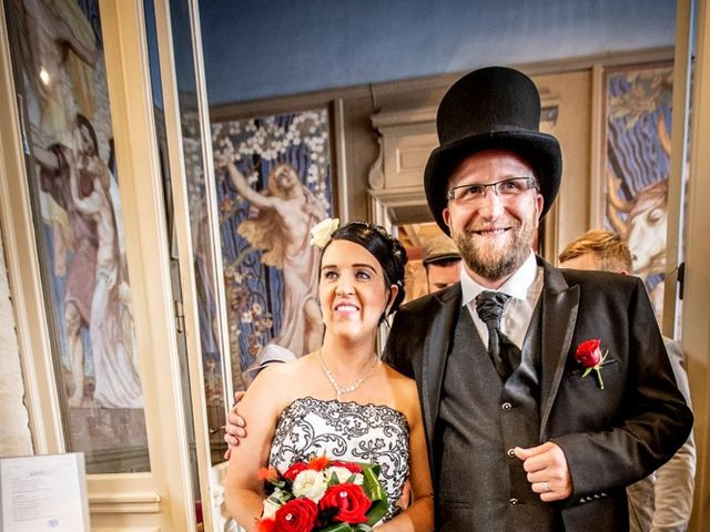 Le mariage de Vincent et Marie à Cambrai, Nord 13