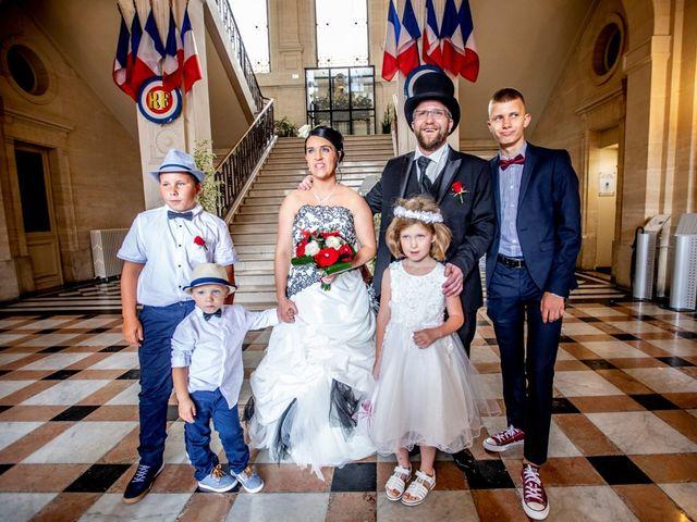 Le mariage de Vincent et Marie à Cambrai, Nord 14