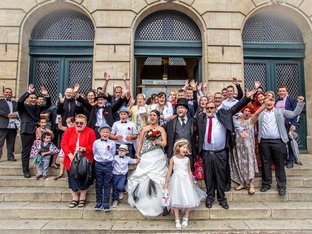 Le mariage de Vincent et Marie à Cambrai, Nord 16