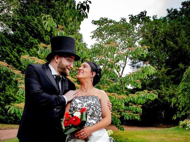Le mariage de Vincent et Marie à Cambrai, Nord 17
