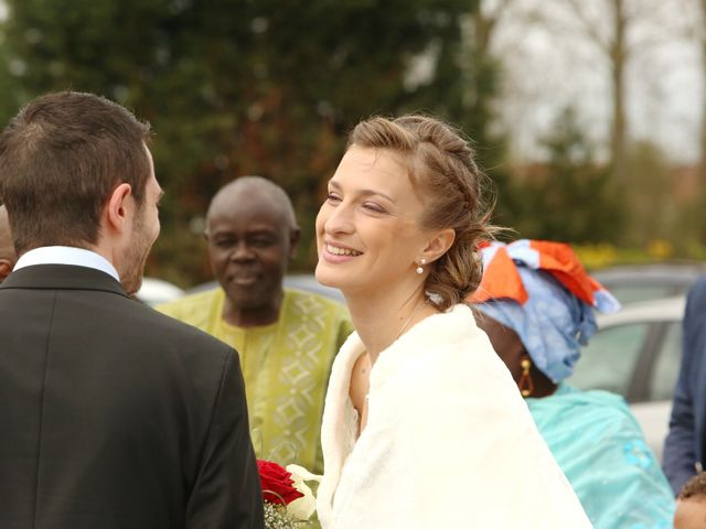 Le mariage de Djibril et Vanessa à Pont-à-Marcq, Nord 1