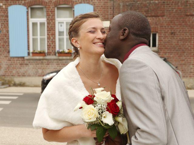 Le mariage de Djibril et Vanessa à Pont-à-Marcq, Nord 2