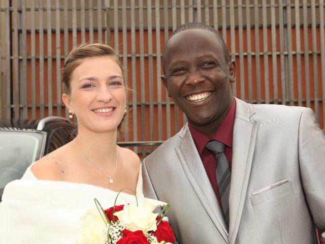 Le mariage de Djibril et Vanessa à Pont-à-Marcq, Nord 4