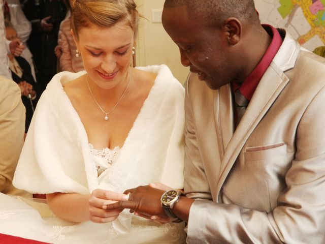 Le mariage de Djibril et Vanessa à Pont-à-Marcq, Nord 6