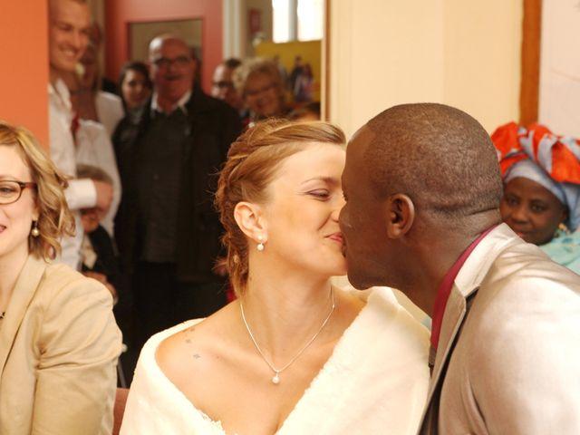 Le mariage de Djibril et Vanessa à Pont-à-Marcq, Nord 7