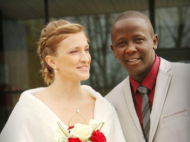 Le mariage de Djibril et Vanessa à Pont-à-Marcq, Nord 8