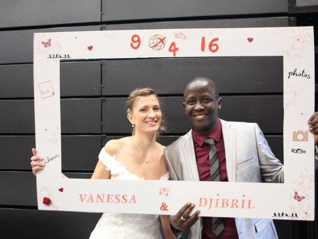 Le mariage de Djibril et Vanessa à Pont-à-Marcq, Nord 9