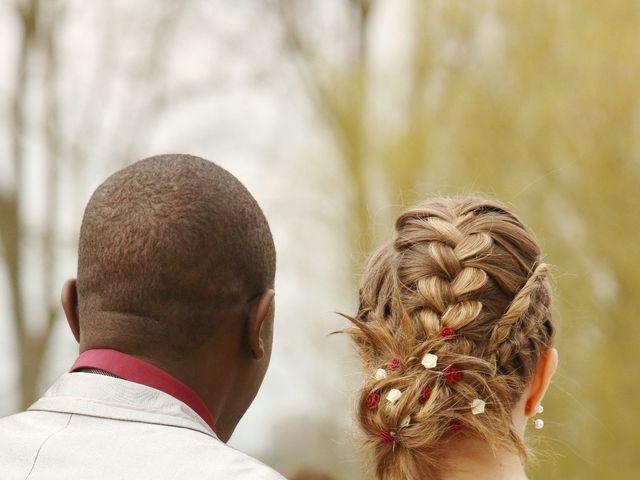 Le mariage de Djibril et Vanessa à Pont-à-Marcq, Nord 10