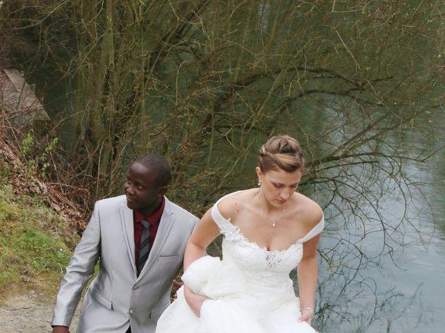 Le mariage de Djibril et Vanessa à Pont-à-Marcq, Nord 11