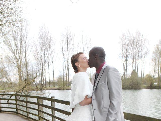 Le mariage de Djibril et Vanessa à Pont-à-Marcq, Nord 12