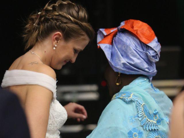 Le mariage de Djibril et Vanessa à Pont-à-Marcq, Nord 17