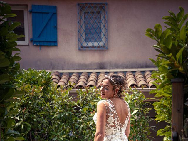 Le mariage de Julien et Déborah à Entrevaux, Alpes-de-Haute-Provence 26