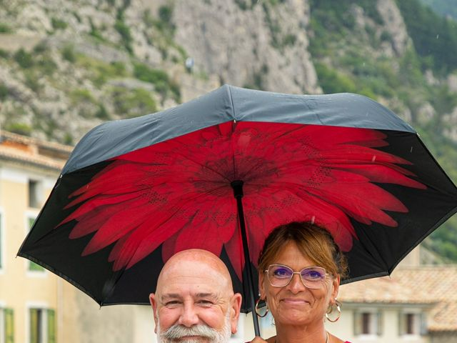 Le mariage de Julien et Déborah à Entrevaux, Alpes-de-Haute-Provence 30