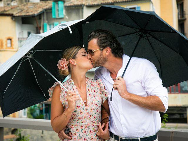 Le mariage de Julien et Déborah à Entrevaux, Alpes-de-Haute-Provence 31