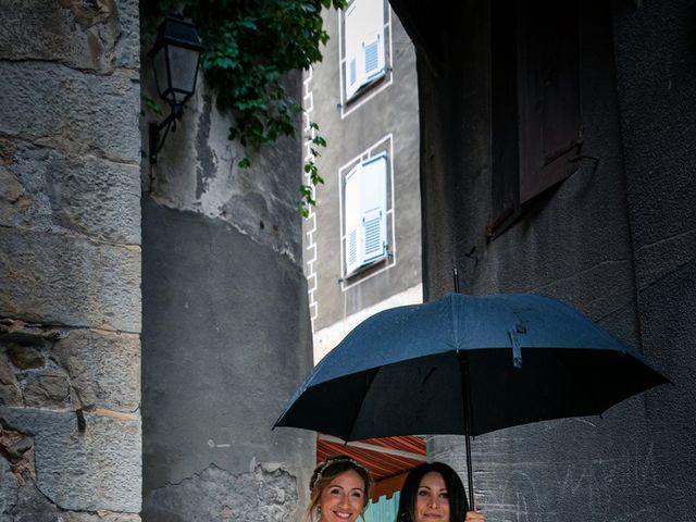 Le mariage de Julien et Déborah à Entrevaux, Alpes-de-Haute-Provence 34