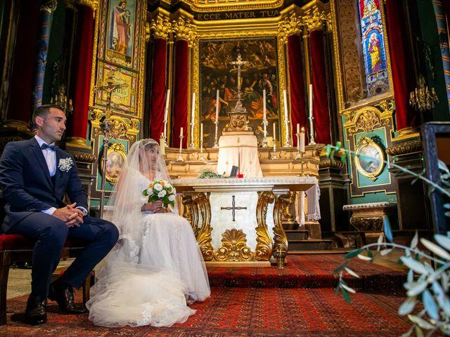 Le mariage de Julien et Déborah à Entrevaux, Alpes-de-Haute-Provence 42
