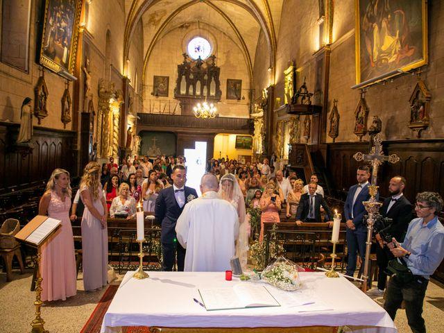 Le mariage de Julien et Déborah à Entrevaux, Alpes-de-Haute-Provence 43
