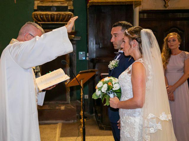 Le mariage de Julien et Déborah à Entrevaux, Alpes-de-Haute-Provence 55