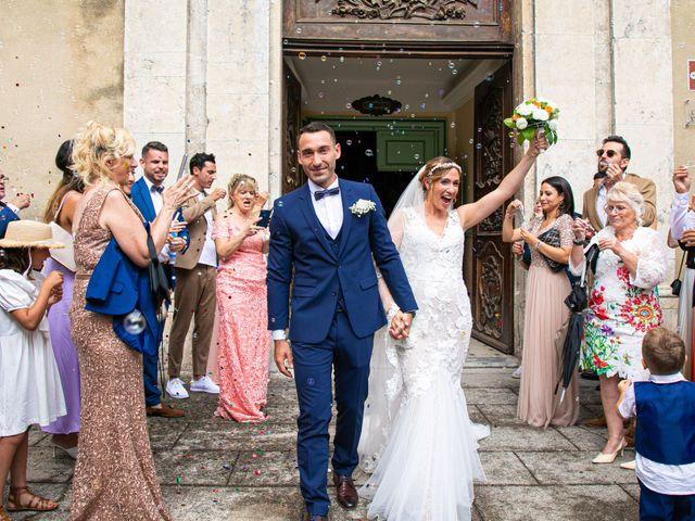 Le mariage de Julien et Déborah à Entrevaux, Alpes-de-Haute-Provence 75